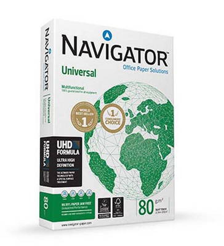 Papel Navigator A4 80g