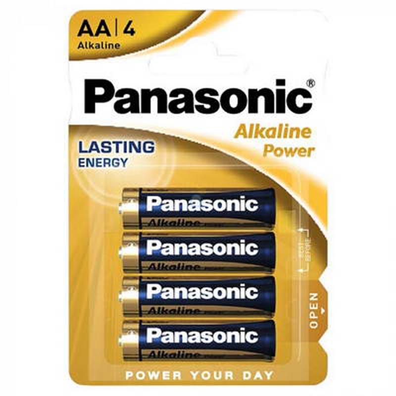 Pilhas AA Panasonic Alkaline Power
